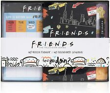 FRIENDS Stationary Set For School University For Girls Boys Teens Adults