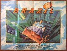 Affiche BRAZIL Terry Gilliam JONATHAN PRYCE Kim Greist 60x80cm