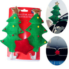 Easy & Funny Decorative Gadgets Car Door Mount Christmas Tree Sweet Xmas Gift