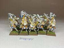 Warhammer Age of Sigmar High Elves - White Lions - Metal OOP x 10