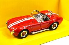AC SHELBY COBRA 427 S/C 1964 94227 NEW LUCKY ROAD SIGNATURE 1:43 RED