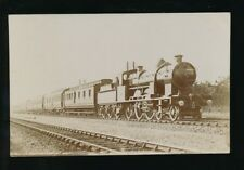 Railway GWR loco #153? on Cornishman Express at Hayes pre1919 RP PPC Pouteau