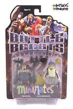 Battle Beasts Minimates Series 1 Gruntos & Tate Reynolds