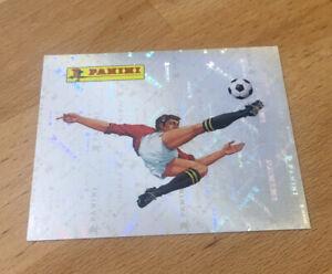 Panini Logo Shiny Sticker (#6) - Panini Euro 2020 Tournament Edition