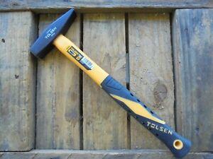 Machinist Hammer by Tolsen 300g Forge Metalwork
