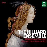 Hilliard Ensemble - Renaissance [CD]