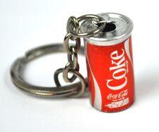 Coca-Cola Coke USA Schlüsselanhänger mini Dose Miniatur Can Keychain