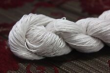 New Stock - 100% Silk Yarn - 1 Skein 50 Grams - Dyed - FREE SHIP