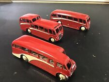 Dinky Toys Coach Collection X3  ✨✨✨✨