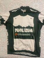 Pearl Izumi Colorado Plate Cycling Jersey. XL