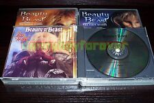 Beauty And The Beast Of Love Hope Soundtrack Music CD & First+Second Season DVD