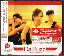 DA BUZZ - More Than Alive - Japan CD+2BONUS - NEW - 14Tracks