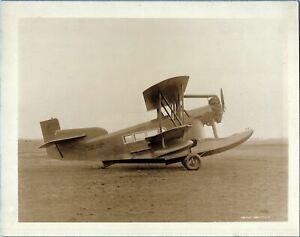 KEYSTONE-LOENING AMPHIBIAN AIR YACHT LARGE VINTAGE PHOTO