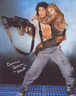 CARRIE HENN as Newt - Aliens GENUINE SIGNED AUTOGRAPH
