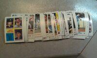 1984 Topps Baseball MLB OVERSIZE PLUS MISCUT Oddball Cards WOW YOU PICK