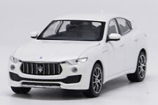 Welly 1:24 Maserati Levante White Diecast Model Car Vehicle New in Box
