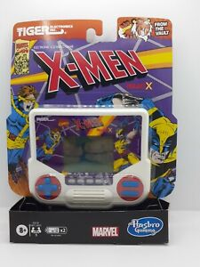 Hasbro Tiger Electronics Handheld X-Men Project X LCD Game Retro Reissue NEW F/S