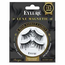 EYLURE FALSE EYELASHES LUXE MAGNECTIC  BAROQUE ACCENT LASH MINK EFFECT LASHES