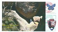 PINNACLES National Park California National Parks Color Photo Cachet Handstamp