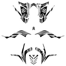 Raptor 700 Graphics Yamaha 700R Kit 2006 2007 2008 2009 2010 2011 2012 #1900MET