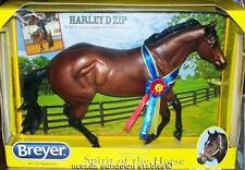 Breyer Model Horses New Bay Quarter Horse Harley D Zip