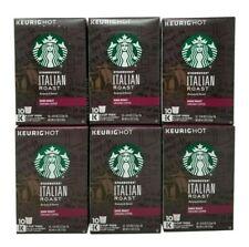 Starbucks Keurig Hot Italian Dark Roast Ground Coffee 60 K-Cup Best Mar 2020