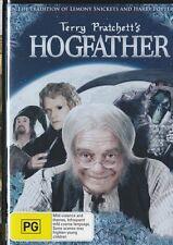 HOGFATHER - DAVID JASON - TERRY PRATCHETT - NEW R4 DVD