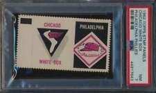 1962 Topps Stamp Panels #243 White Sox/Phillies  PSA 7  NM 56055
