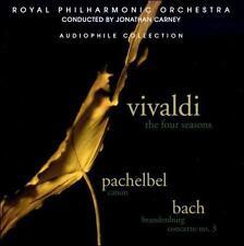Vivaldi: The Four Seasons; Pachelbel: Canon; Bach: Brandenburg Concerto No. 3, ,