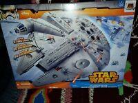Star Wars Rebels Hero Series Millennium Falcon  Disney Hasbro Exclusive 2014 NIB