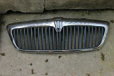 2003 2004 2005 LINCOLN AVIATOR FRONT GRILLE GRILL CHROME OEM FASCIA