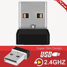 6Channel Nano Logitech Unifying USB Empfänger Dongle für Drahtlose Tastatur Maus
