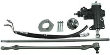 1965-66 Ford Mustang Power Steering Box Conversion Complete Kit Borgeson #999023