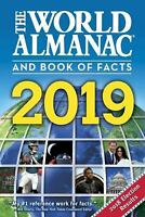 The World Almanac and Book of Facts 2019 Paperback