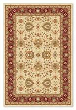HIGH QUALITY CREAM RED Traditional Persian Style 100% Wool Rug Runner 60x120cm