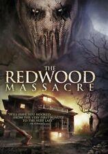 Dvd - Horror - The Redwood Massacre - Lisa Cameron - Mark Wood - Rebecca Wilkie