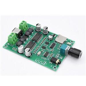 Bluetooth 5.0 Yamaha Audio Stereo Digital Amplifier Board YDA138-E 20W + 20W