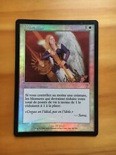 Mtg 7th Edition Worship FOIL French SP