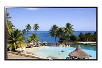 "Samsung ME55a Commercial TV, 55"" 5000:1 Contrast 120Hz LED Edge Lit"