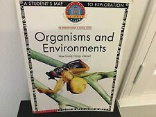 ORGANISMS AND ENVIRONMENTS INTERACT WITH LIVING THINGS, SCHOLASTIC INC, PAPERBAC