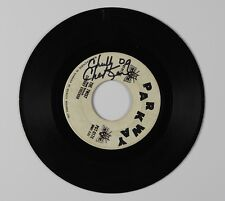 Cubby Checker Signed Autograph 45 JSA Vinyl Record The Twist