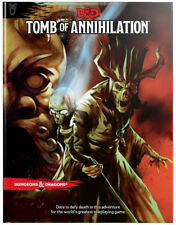 Dungeons & Dragons: Tomb of Annihilation, NEW