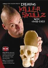 Creating Killer Skullz with Cross-eyed Airbrush Painting DVD Airbrush Action