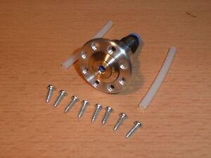 Exklusives Betankungsventil/Tankventil/Tank valve  mit Rückschlagventil