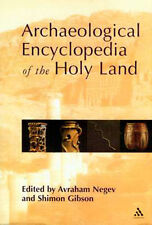 Holy Land Archaeological Encyclopedia Christian Israel Africa China India Greece