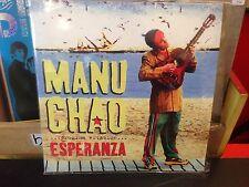 MANU CHAO PROXIMA ESPERANZA 2LP RARE REPRESS