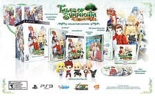Tales of Symphonia: Chronicles - Collector's Edition (Sony PlayStation 3, 2014)