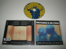 THE FAMOUS B.BROTHERS/THE DEAD SEA SCROLLS(SPV/084-88462)CD ALBUM