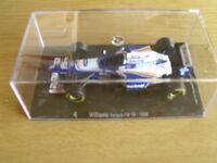 WILLIAMS RENAULT FW 18 1996 Modellino F1 - DIE CAST 1:43 Damon Hill
