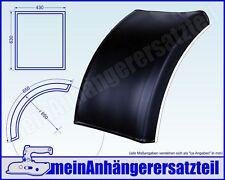 PARLOK White-Line LKW Viertelkreis Kotflügel kurz 430 x 650 x 630 x 650mm